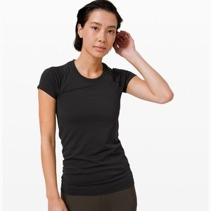 🍋Lululemon Swiftly Tech Black 8 Top